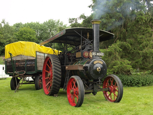 Foden Traction Engine - 1903