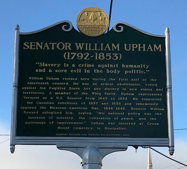 Senator William Upham