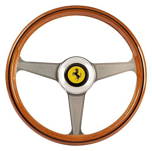 Thrustmaster 250 Ferrari GTO Racing Wheel - Front