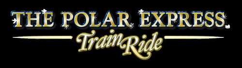 """The Polar Express"" on a Real Train"