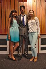 Soma, Rakesh & Zora