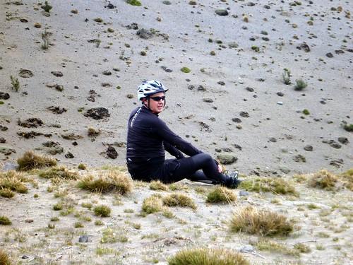 ecuador andes volcanoes trekking mountaineering chimborazo cycling seatosummit