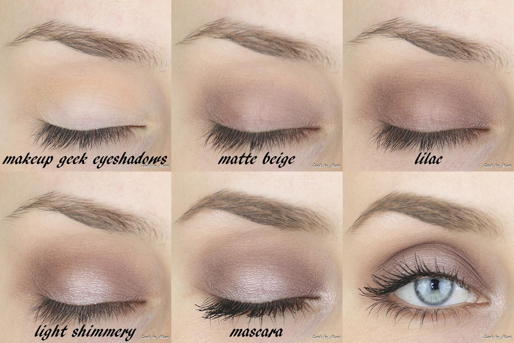Lumene soft glam makeup tutorial look by mari 4 lumene nordic noir eyeshadow palette review kokemuksia swatches baditri Gallery