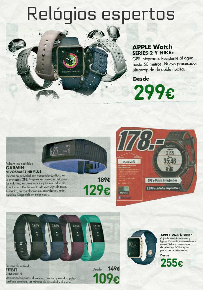 Preços de eletrônicos na Espanha