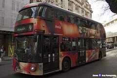 Wrightbus NRM NBFL - LTZ 1152 - LT152 - Coca-Cola - Aldwych 9 - RATP Group - London 2016 - Steven Gray - IMG_9540