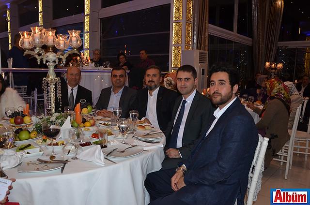Zihni Özcan, Dr. Hasan Kırteke, Dr. Gökhan Aydoğan, Mustafa Gemici, Mehmet Ünal