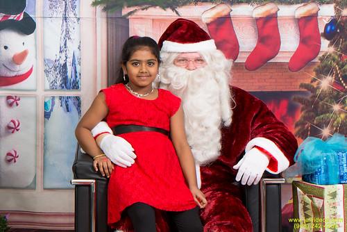 Santa at Teecs-46