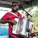 Lil' Nate and the Zydeco Big Timers at Festivals Acadiens et Créoles, Lafayette, Oct. 15, 2017