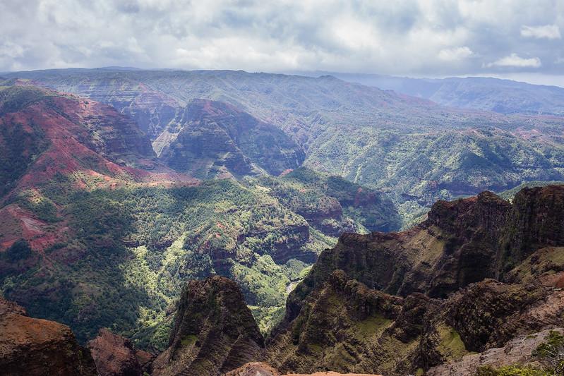 Waimea Canyon - Kauai - Hawaii