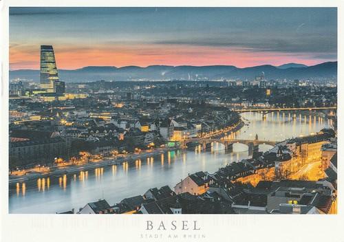 postcrossing - postcard
