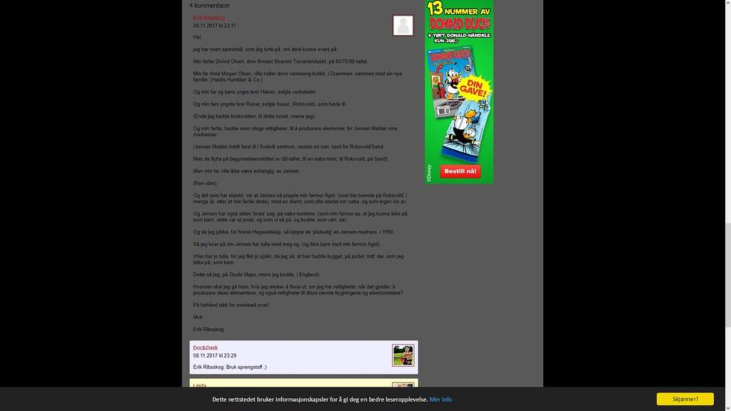 nettmobbing 10. november 2017