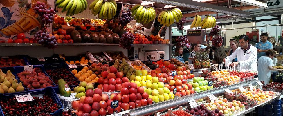 Stedentrip Valencia, bezienswaardigheden Valencia: Mercado Central | Mooistestedentrips.nl