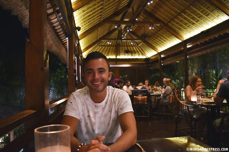 Bambu Restaurant, Bali