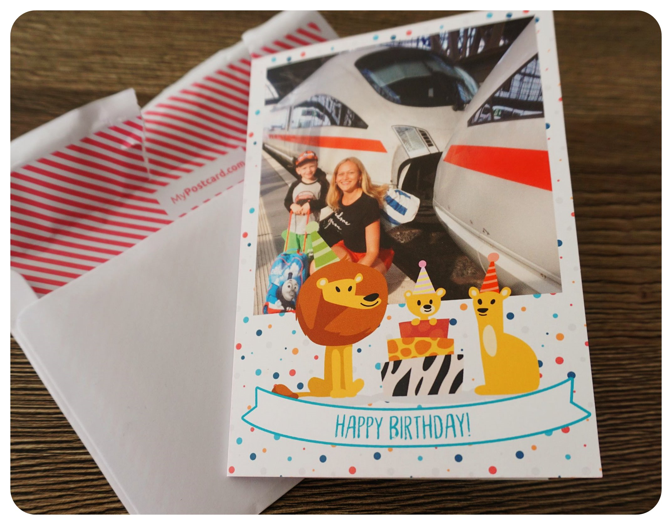 mypostcard greeting card