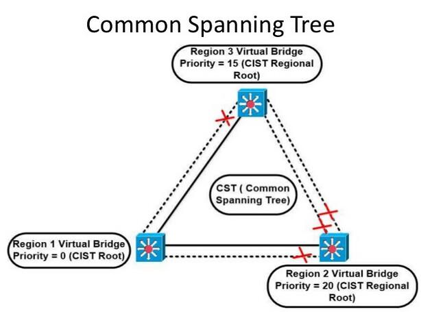 Common Spanning Tree