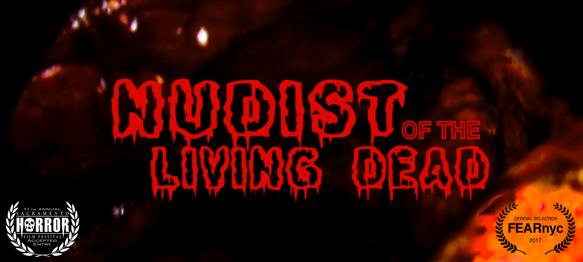 NUDIST OF THE LIVING DEAD