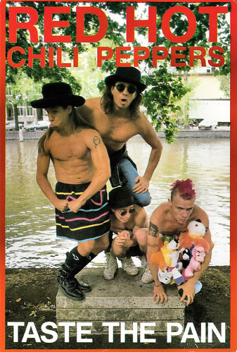 Red Hot Chili Peppers in Amsterdam