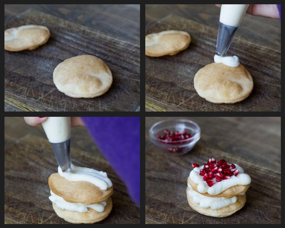 Pasta sfoglia senza glutine tutorial farcitura