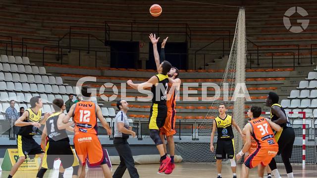 Refitel Lliria - Valencia Basket (Paula Marí)