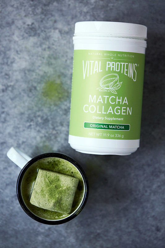 Matcha Hot White Chocolate with Matcha Marshmallows {Paleo w/ Keto Options}
