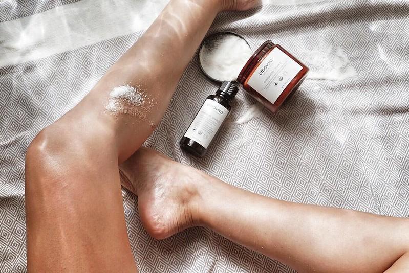 erbaviva 纖體系列_按摩油&浴鹽