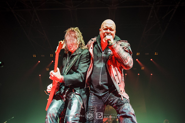 Helloween @ Le Zénith - Paris | 15/11/2017