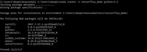 How to install TensorFlow on Anaconda – Easiest method to