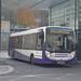 Faresaver Enviro 200 YY15 CNA, Bath Bus Station 17.11.17