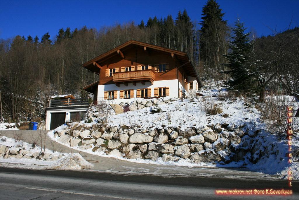 Бавария — земля на юге и юго-востоке Германии пейзажи