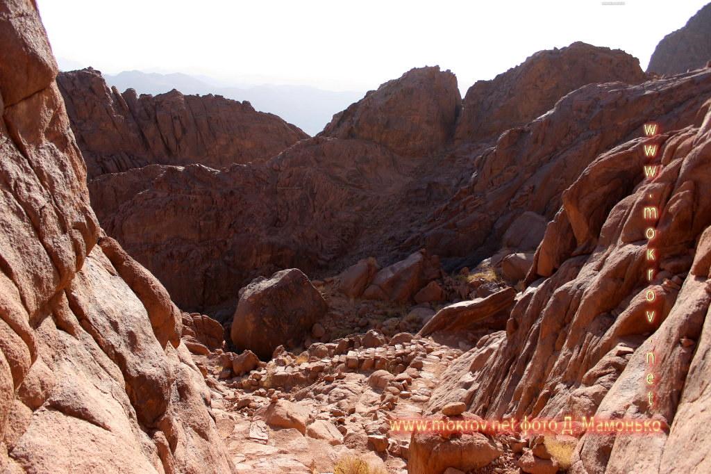 Синайские горы фоторепортажи