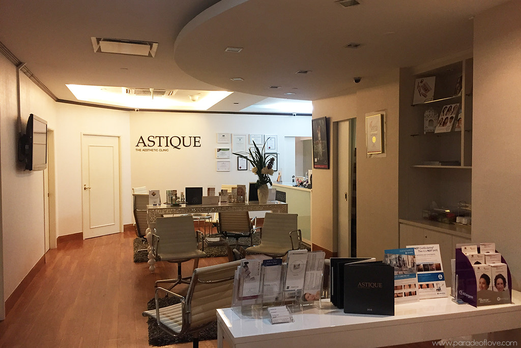 ASTIQUE, The Aesthetic Clinic