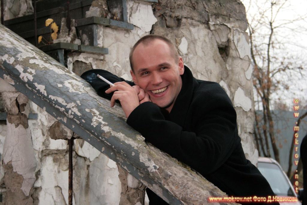 Телесериал «Глухарь» Фотоискусство.