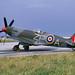 Supermarine Spitfire PRXIX PS853 St Mawgan 16-9-72