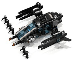 Imperial Dropship Transport.