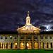 Emmanuel College at Night