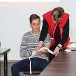 Red Cross First Aid Course for Volunteers of the Bulgarian Presidency