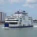 Wightlink Ferry's of Portsmouth 'MV St Clare'