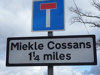 Miekle Cossans