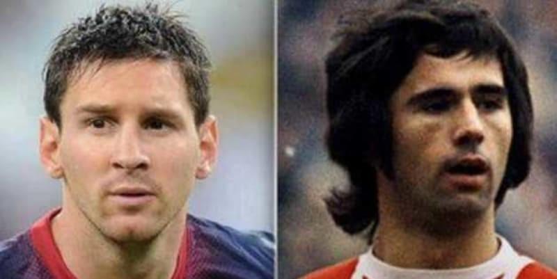 Lionel Messi Samai Rekor Gerd Muller