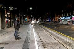 WESTMORELAND STREET TRAM STOP [FULL SERVICE BEGAN LAST SATURDAY]-134406