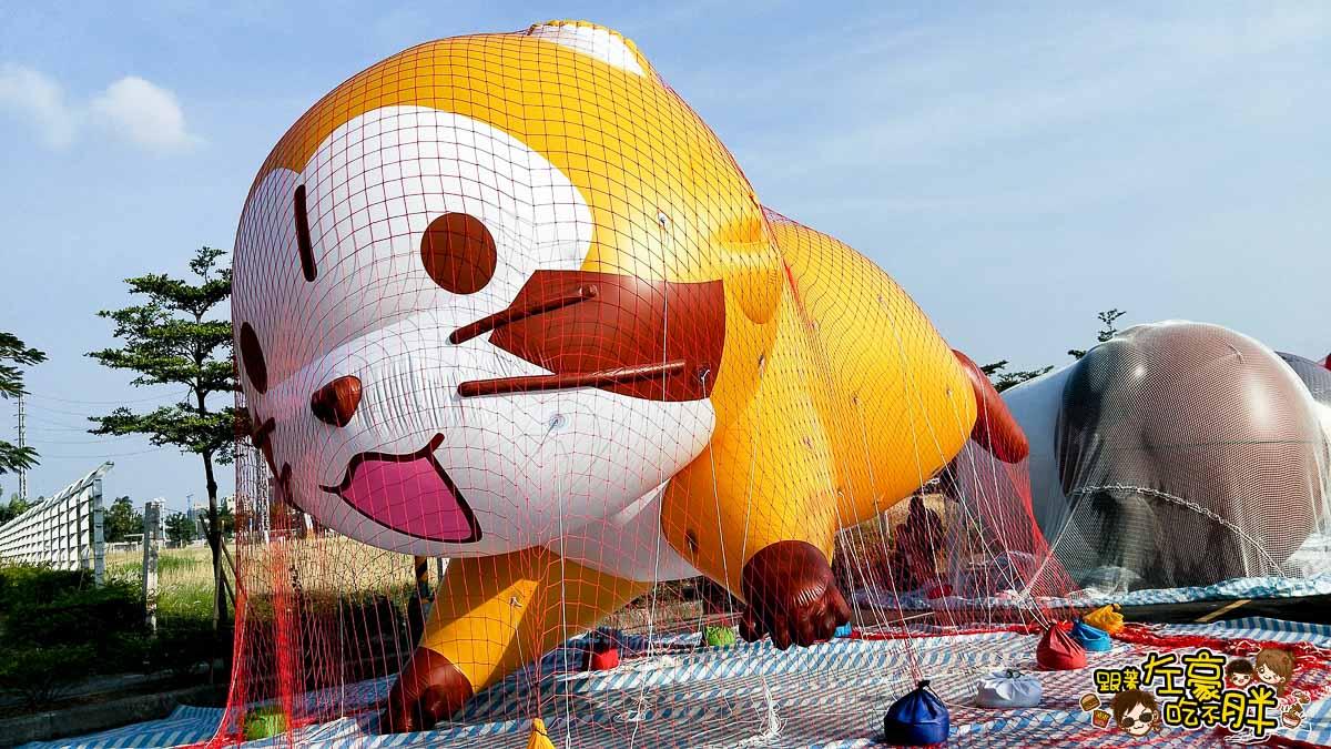 高雄夢時代OPEN大氣球遊行-5