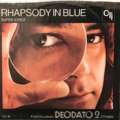 DEODATO:RHAPSODY IN BLUE(JACKET A)