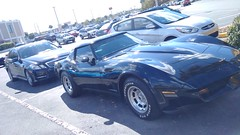 don't have my 81 Vette but I still have the girl I met on the beach in it in '84 - love you Mary