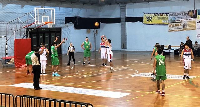 Noicattaro. Basket vs Bitritto intero