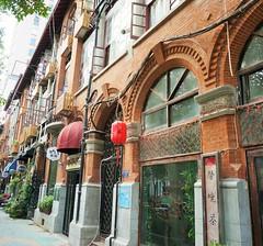 Originele bouw in Hankou (4)