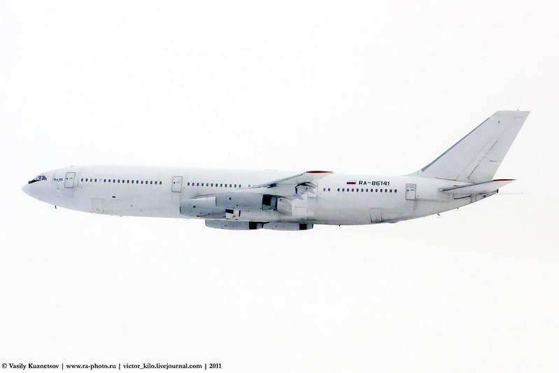 Untitled (DonAvia) Ilyushin Il-86 RA-86141