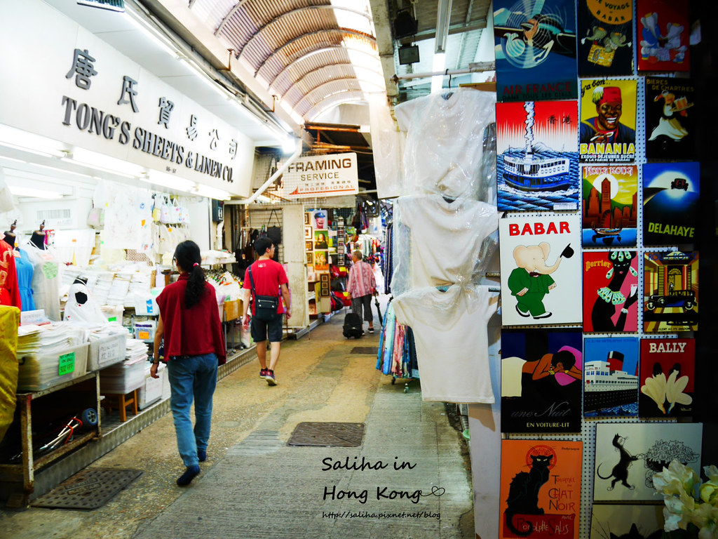 香港海邊景點推薦赤柱大街伴手禮好買 (1)