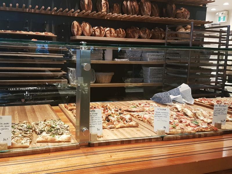 Sud Forno pizza