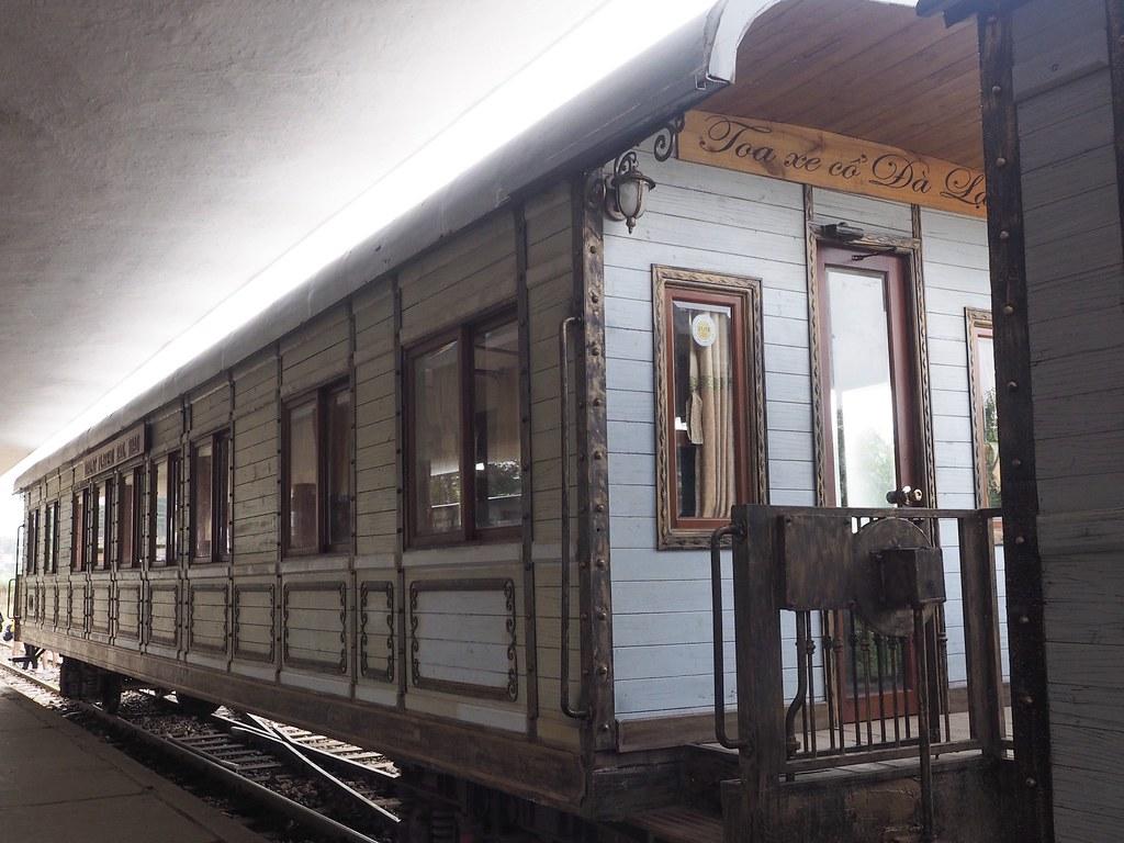 Dalat historical train