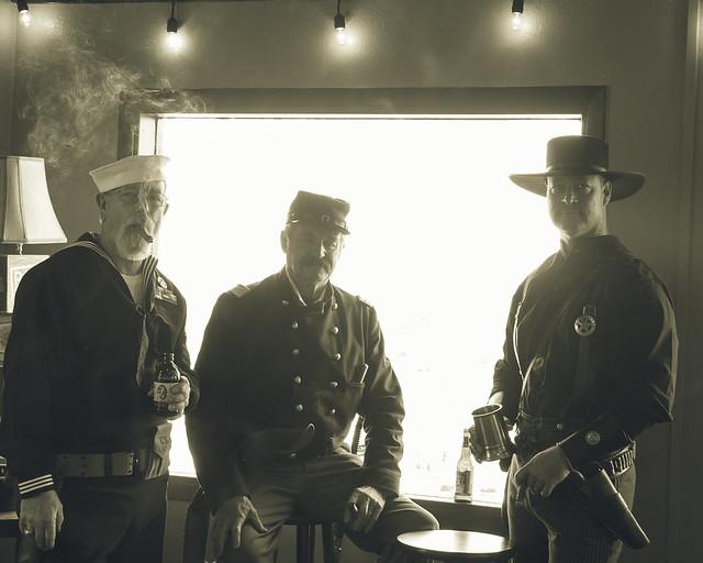 Old West Veterans